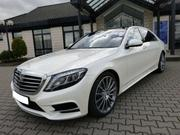 Прокат автомобиля Mercedes-Benz s600  w222 long  белого/черного цвета