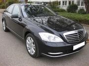 Рестайлинговые автомобили в Астане Mercedes-Benz S-Class W221 Long,  S6