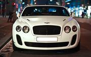 Bentley Continental Flying Spur в городе Астана.